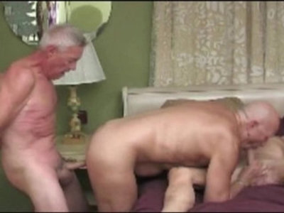 Gorgeous threesome gay porn with the sexiest lovers